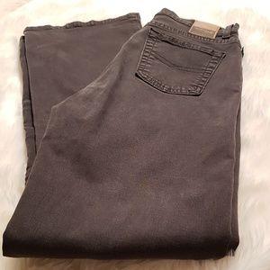 |Buffalo| Dark gray boot cut jeans size 28